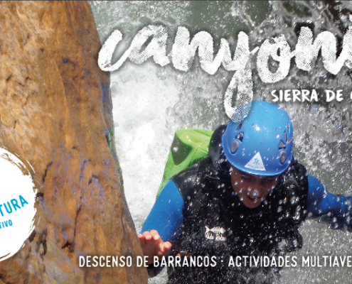 vale tarjeta bono cheque regalo deportes de aventura en sierra de guara
