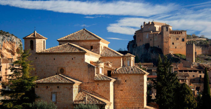 GUIDED TOUR ALQUEZAR SPAIN