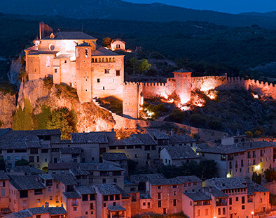 ALQUEZAR GUARA SPAIN TOURS